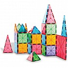 Magna-Tiles Clear Colors 100pc