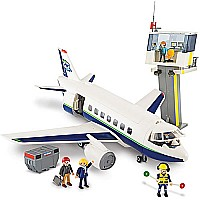 Cargo and Passenger Aircraft