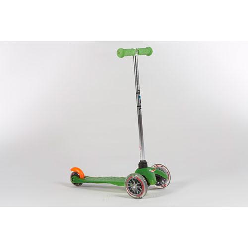mini micro scooter green micro kickboard. Black Bedroom Furniture Sets. Home Design Ideas
