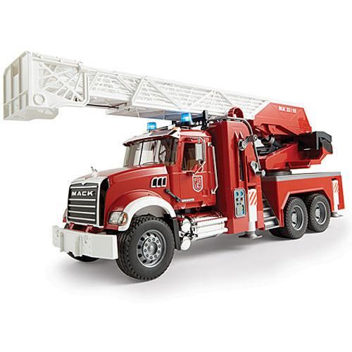 Mack Granite Fire Engine Toys Et Cetera