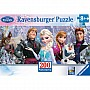 200 pc Disney's Frozen Friends Panoramic Puzzle