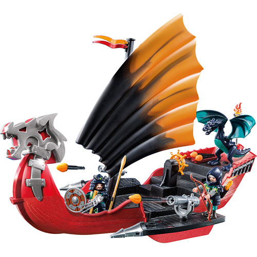 Dragon Ship - Mobil6000