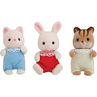 Calico Critters Baby Friends