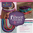 Craft-tastic Finger Crochet Kit