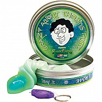 Crazy Aaron's Thinking Putty- Phantoms Foxfire