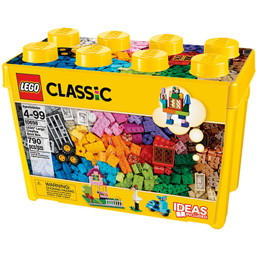 lego classic large creative brick box lego. Black Bedroom Furniture Sets. Home Design Ideas