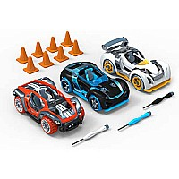 Modarri - The Ultimate Toy Car 3 pack