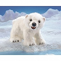 Folkmanis Polar Bear Cub