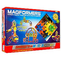 Magformers Magnets in Motion Set