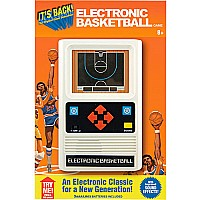 Electronic Basketball Hand Held Game