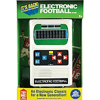 Electronic Football Hand Held Game