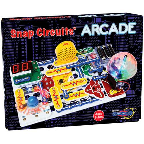 Snap Circuits Arcade By Elenco Electronics Inc On Barstons