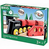 brio deluxe railway set instructions