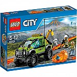 LEGO City - Volcano Exploration Truck