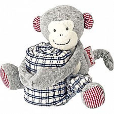 Kathe Kruse Carlo Monkey Towel Doll
