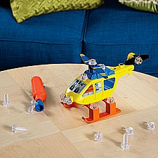 Design & Drill Power Play Vehicle - Helicopter