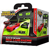 Max Traxx Racers Lap Counter