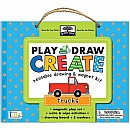 Play, Draw, Create Trucks