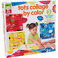 Tots Collage by Color