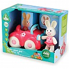 Rosie Rabbit and her Motor Car