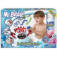 Mr Bubble Tub Monsters
