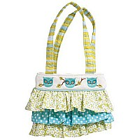 Cool Bloom Ruffle Tote