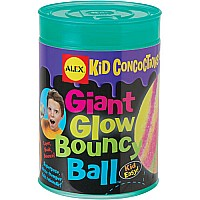Giant Glow Bouncy Ball