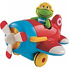 Frankie Frog and His Flying Machine