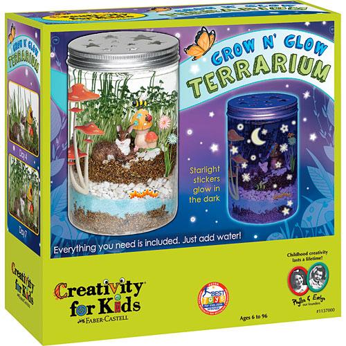 Grow glow terrarium monkey fish toys for Monkey fish toys
