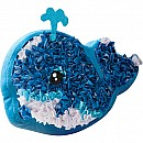 PlushCraft Whale Pillow