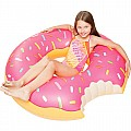 Giant Donut Pool Float - Strawberry