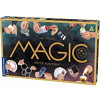 Thames & Kosmos Magic: Onyx Edition Playset with 200 Tricks