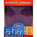 a-ha! 4-Piece Jigsaw