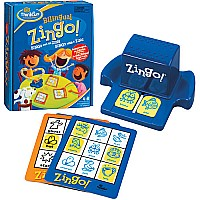 ThinkFun Bilingual Zingo