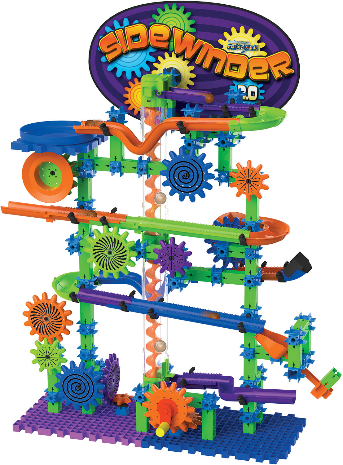 Techno Gears Marble Mania Sidewinder 2 0 454282 The