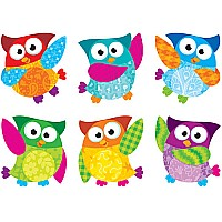 Owl-Stars! Mini Accents
