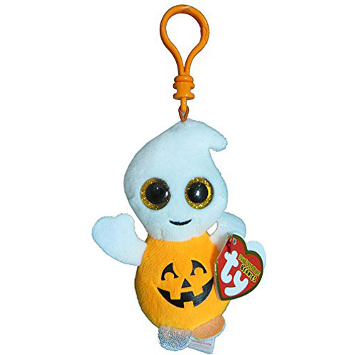 Ty Beanie Boo Boos 3 Quot Key Clip Pumpkie Halloween