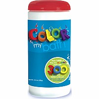Color My Bath 300Pc Tablets
