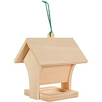 Build And Paint Bird Feeder