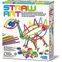 Straw Art Kit