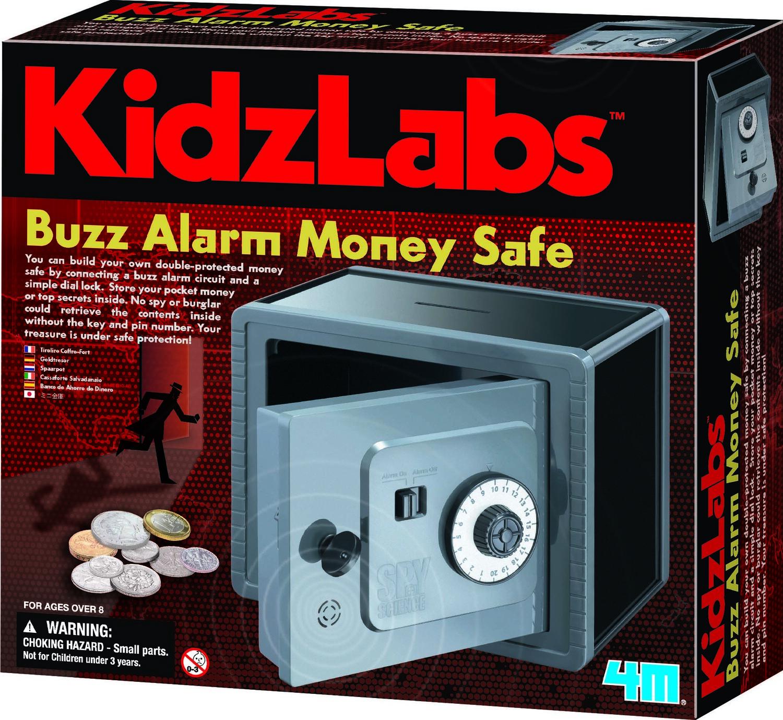 Spy Science Money Safe