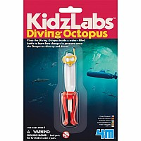 KidzLabs Diving Octopus