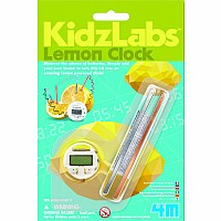 KidzLabs Lemon Clock