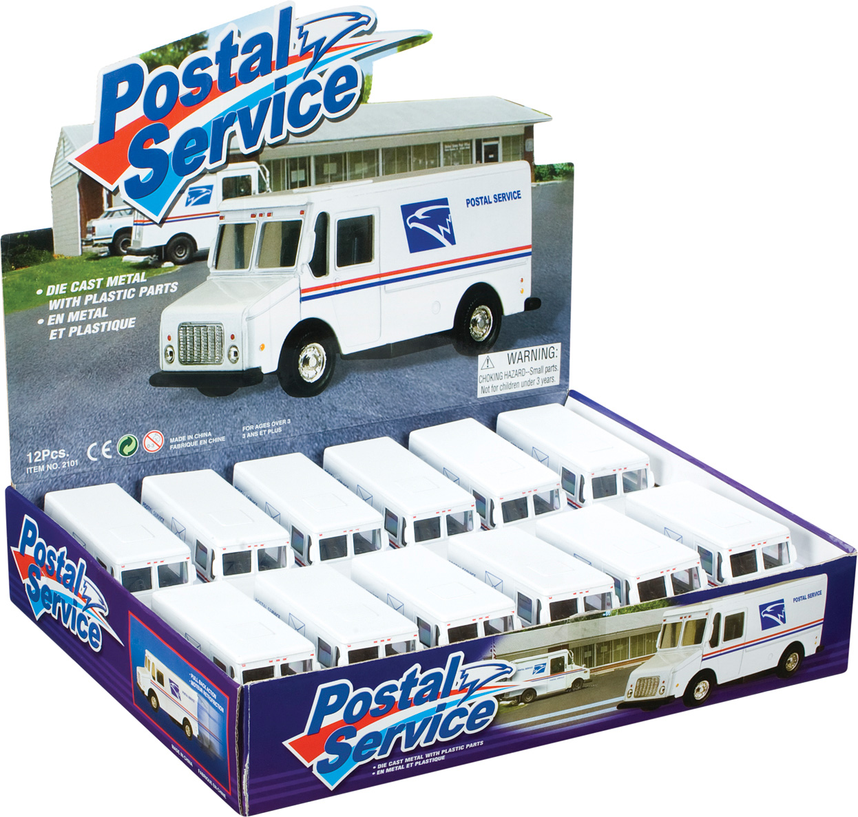 Mail Truck Toys