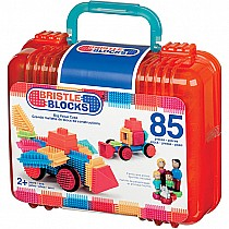 85 Piece Bristle Block Value Case