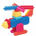 Bristle Blocks Basic Builder Set (112 pcs)
