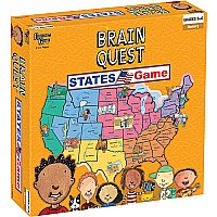 Brain Quest  States Game