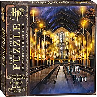 Harry Potter and the Great Hall - PUZZLES (550 PIECE)