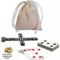 Dominoes More In A Travel Pouch