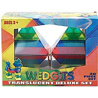 Wedgits Deluxe: Translucent Set